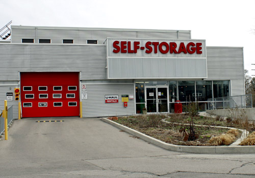 All cnadian self storage