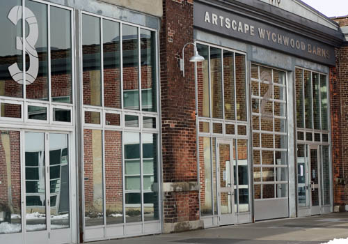 community centre, wychwood barns, toronto, artscape, events