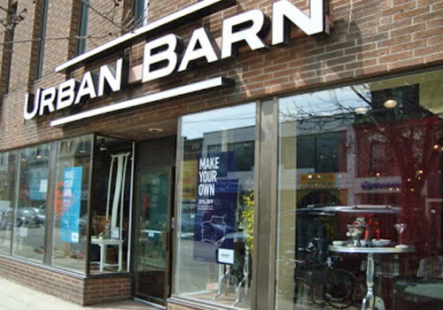 Urban Barn Modern Furniture Toronto Moving On Organizing