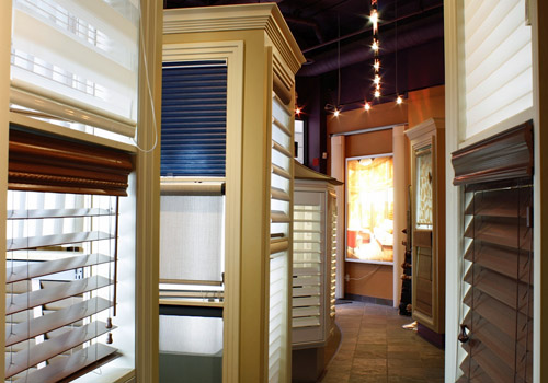 Hunter Douglas custom window coverings
