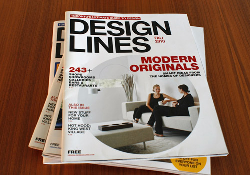 guide to design shops in Toronto