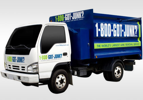 1 800 Got Junk Review Junk Removal Disposal Moving On Organizing