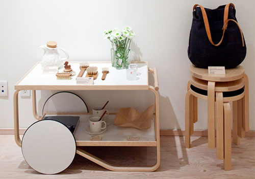 scandinavian and japanese design