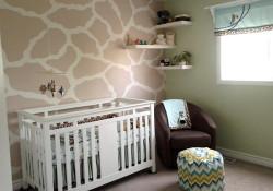Safari Nursery & Picasso Brushes