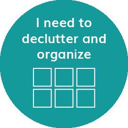 organizing help