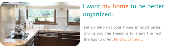 Residential Organizing