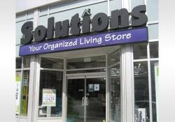 Organized living store