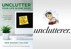 de-clutter blog